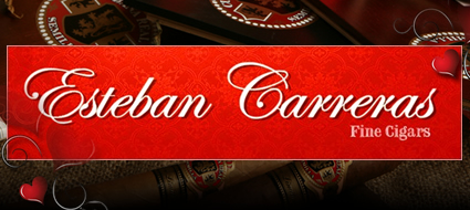 Valentine's Day Tasting with Esteban Carrera Cigars