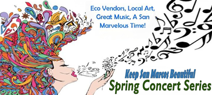 Keep Austin Beautiful : Spring Concert Series